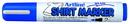 Xstamper 47190 T-Shirt Marker EKT-2, 2.0mm, Blue