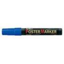 Xstamper 47210 Poster Marker EPP-4, 2.0mm, Blue