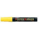 Xstamper 47217 Poster Marker EPP-4, 2.0mm, Fluorescent Yellow