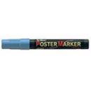 Xstamper 47223 Poster Marker EPP-4, Metallic Blue, 2.0mm