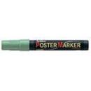 Xstamper 47224 Poster Marker EPP-4, 2.0mm, Metallic Green