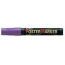 Xstamper 47225 Poster Marker EPP-4, Metallic Purple, 2.0mm