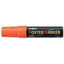 Xstamper 47239 Poster Marker EPP-6, 6.0mm, Fluorescent Orange