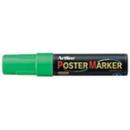 Xstamper 47241 Poster Marker EPP-6, 6.0mm, Fluorescent Green