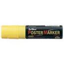 Xstamper 47275 Poster Marker EPP-20, 20.0mm, Fluorescent Yellow