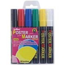 Xstamper 47315 2mm Bullet 6PK Poster Markers (Primary) EPP-4