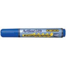 Xstamper 47375 Dry Safe Whiteboard Marker EK-519, 2.0-5.0mm, Blue