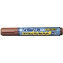 Xstamper 47378 Dry Safe Whiteboard Marker EK-519, Brown, 2.0-5.0mm