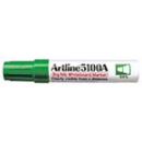 Xstamper 47443 Big Nib Whiteboard Marker EK-5100A, Green, 5.0mm