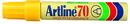 Xstamper 47810 Standard Permanent Marker EK-70, Color: Yellow, Nib: Bullet
