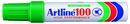 Xstamper 47821 Standard Permanent Marker EK-100, Color: Green, Nib: Chisel