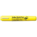 Xstamper 47850 Massimo Multi-Pen EMP-25T, 2.0-5.0mm, Yellow