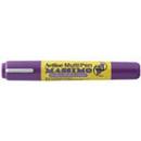 Xstamper 47853 Massimo Multi-Pen EMP-25T, 2.0-5.0mm, Pastel Purple