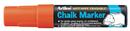 Xstamper 48164 Chalk Marker EPW-12, 12.0mm, Orange, Bullet