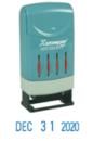 Xstamper 51113 VersaDater Line Dater Small, Blue, 3/16