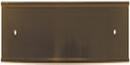 Xstamper 77211 Aluminum Wall Frame, Gold, 2