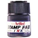 Xstamper 86512 (RED) Felt Stamp Pad Refill Ink 50ml Bottle