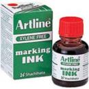 Xstamper 9022 Permanent Marker Refill Ink ESK-20 for EK-70, 90,100,700, 20ml, Black