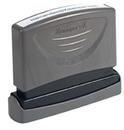 Xstamper C05 - XStamper VX Pre-Ink ed Single Line Stamp 1/8