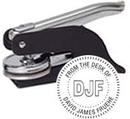 Xstamper E11-756 - Pocket Embosser 1-1/2