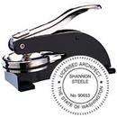 Xstamper E13-755 - Desk Embosser 1-1/2