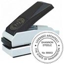 Xstamper E17-755 - Plastic Desk Embosser 1-1/2