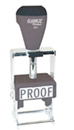 Xstamper M30 - ClassiX Self-Inking Steel Message Stamp 15/16