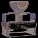 Xstamper M31 - ClassiX Self-Inking Steel Message Stamp 1-1/8
