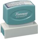 Xstamper N14 - Business Address Stamp 5/8