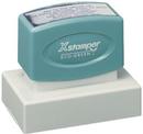Xstamper N16 - Message Stamp 1-1/2