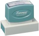 Xstamper N18 - Large Business Address Stamp 15/16