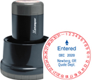 Xstamper N77-283 XpeDater Rotary, Date Stamp, 1-3/16