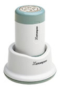Xstamper N85-000 - Round Xpedater w/Base and Cap1-3/16