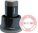 Xstamper N85-812 Xpedater w/Base, 1-3/16
