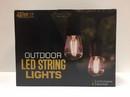 YardBright GBT1400 120V Outdoor / Indoor Led Bistro String Lights