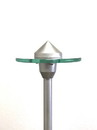 YardBright Clear Modern path light