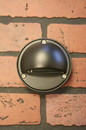 YardBright GBT5032 Black Round Surface Light