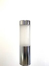 YardBright GBT5050SS LED Polished Stainless Steel Bollard Light