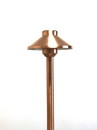 YardBright GBT6003CR Premium Copper Area Light In Raw Copper