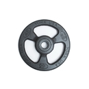 York Barbell 29015 ISO-Grip Olympic Plate (Steel - 45LB)