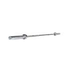 York 32003 2010MM Women's Elite Olympic Training Bar (15KG - 25MM)