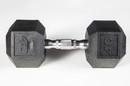 York Barbell 37013 40 lb. Premium PVC Hex Dumbbells