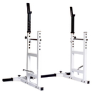 York Barbell 4232 Pro Series 204 Squat Rack Bench Press-No Bench