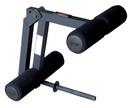 York Barbell 48009 FT Leg Developer Attachment Black