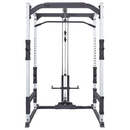 York Barbell 48054 FT Hi/ Low Pulley Option for Power Cage (with weight carriage) Black