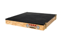York Barbell 54256 Stackable Plyo/ Step-Up Box 24