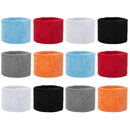 GOGO 6 pairs Wrist Sweatbands for Children 3