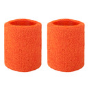 GOGO Terry Cloth Wristband Athletic Wrist Sweatband for Gym Sports