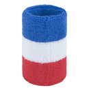 GOGO Red/White/Navy Patriot Armband Sweatband 4