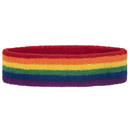 GOGO 1 Piece Rainbow Headbands